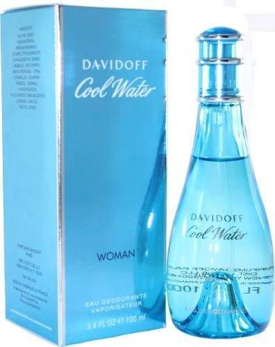 Buy Davidoff Cool Water Deodorant Spray ( Women Online MY