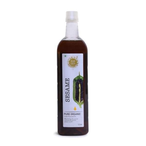 Buy Dear Earth Organic Sesame Oil Online MY
