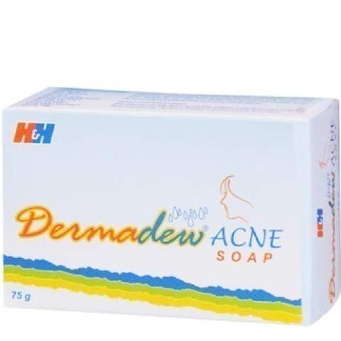 Buy Dermadew Acne Soap Online MY