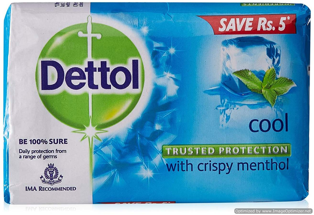Buy Herbal Dettol Soap Online MY