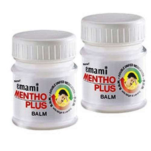 Buy Emami Mentho Plus Pain Balm online United States of America [ USA ]