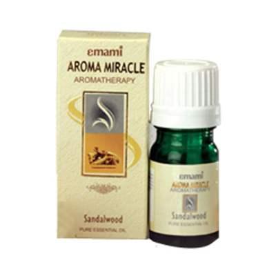 Buy Emami Sandalwood Pure Essential Oil Online MY