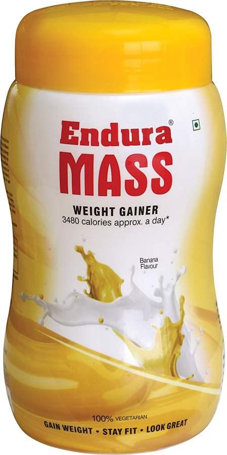 Buy Endura Banana Mass Weight Gainer Online MY