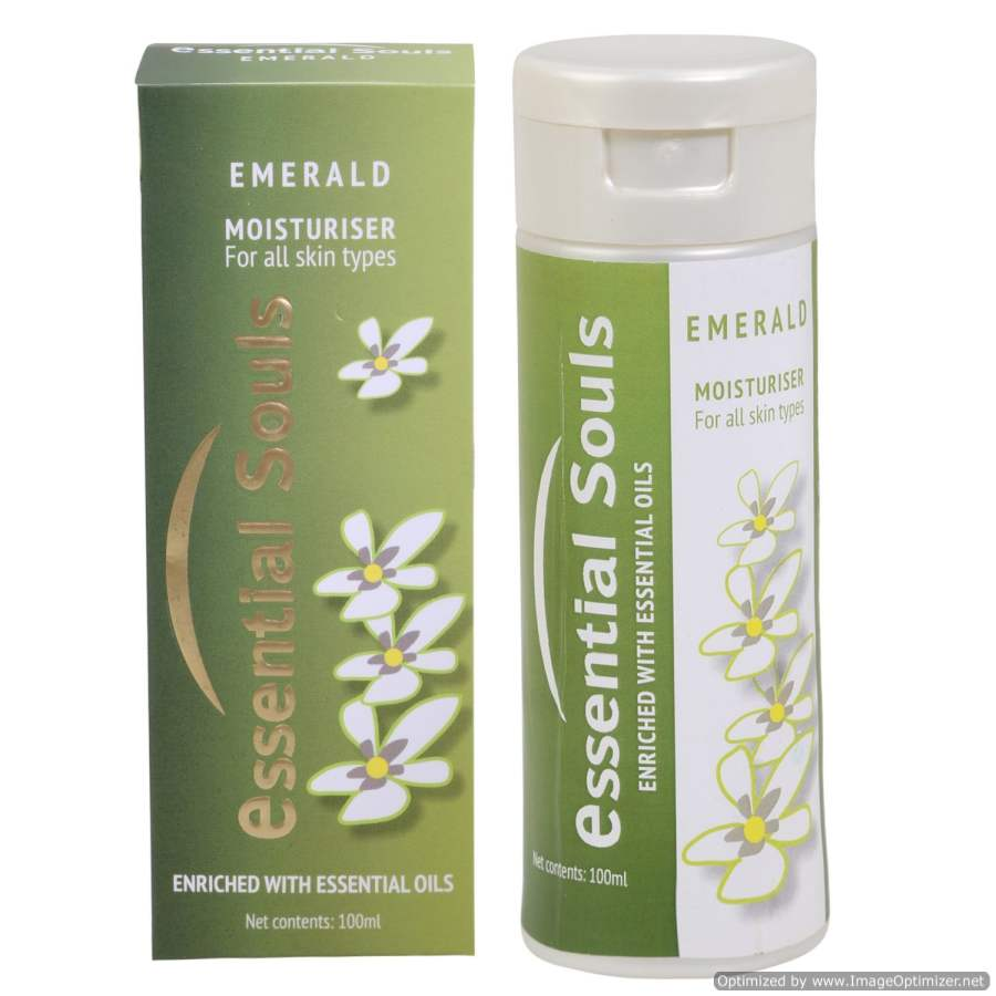 Buy Essential Souls Emerald Moisturiser Online MY