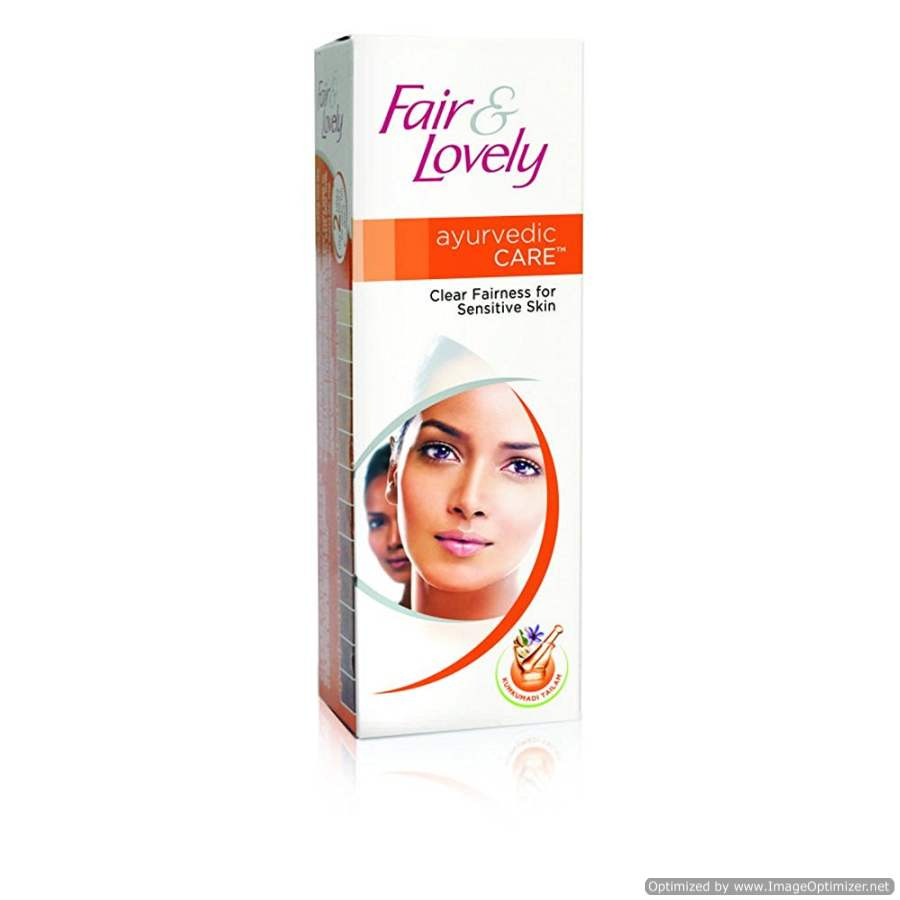 Buy Fair And Lovely Ayurvedic Care online United States of America [ USA ]
