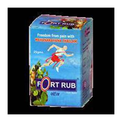 Buy Fort Herbal Drugs Fort Rub Pain Balm Online MY