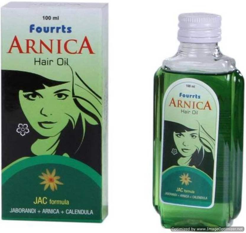 Buy Fourrts Arnica Hair Oil Online MY