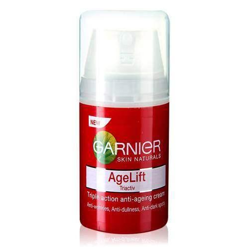 Buy Garnier Agelift Triple Action Anti Ageing Cream Online MY