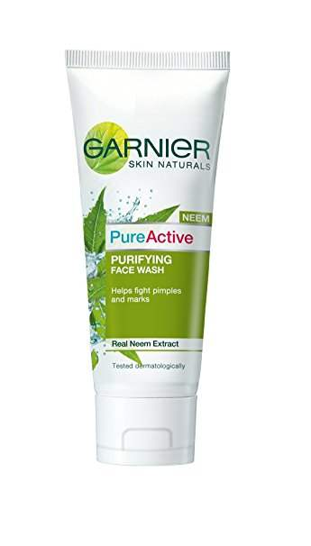 Buy Garnier Fresh Clean feel Face Wash Online MY