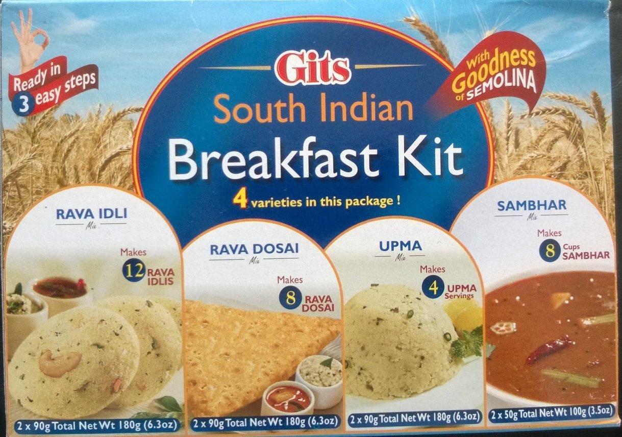 Buy Gits Instant Breakfast Kit mix Online FR