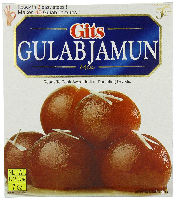 Buy Gits Instant Gulab Jamun Dessert Mix Online FR