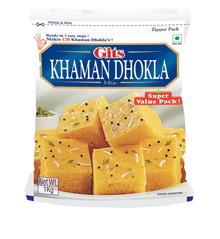 Buy Gits Instant Khaman Dhokla Snack Mix Online MY