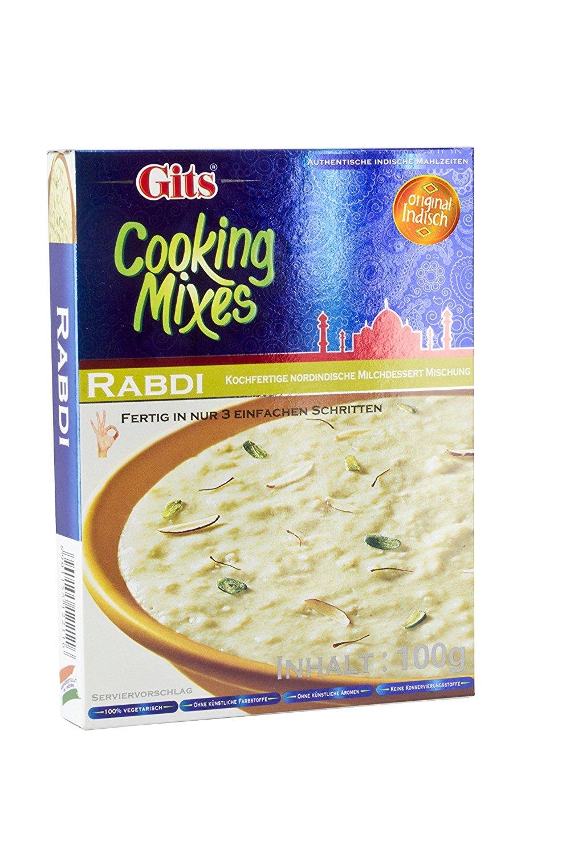 Buy Gits Instant Rabdi Dessert Mix Online FR