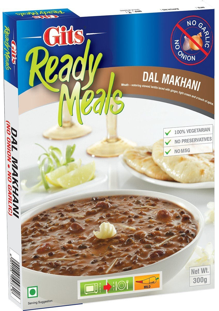 Buy Gits Ready to Eat Dal Makhani, No Onion and Garlic Online FR