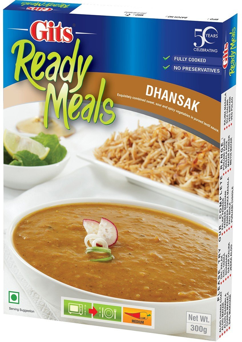 Buy Gits Ready to Eat Dhansak Online FR