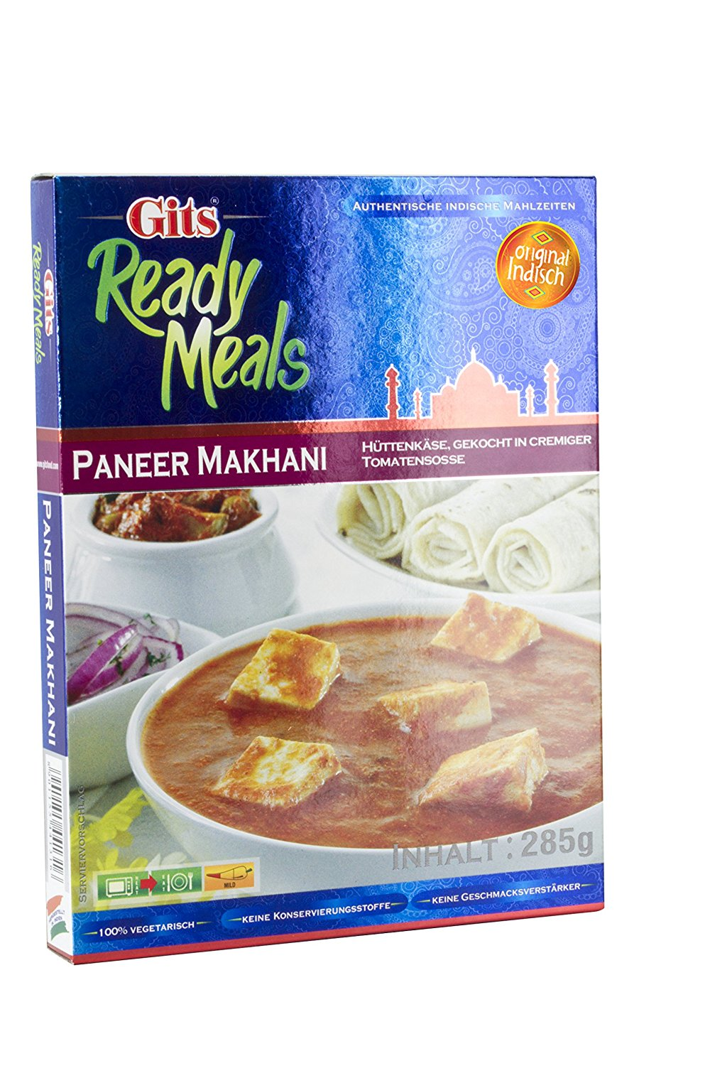 Buy Gits Ready to Eat Paneer Makhani Online FR