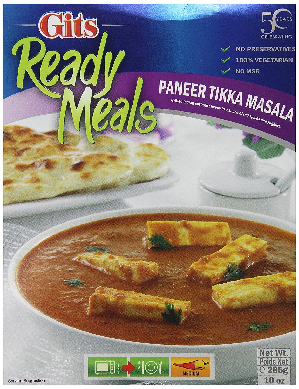 Buy Gits Ready to Eat Paneer Tikka Masala Online MY