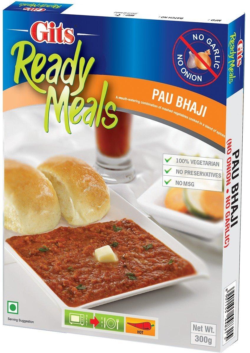 Buy Gits Ready to Eat Pau Bhaji - No Onion No Garlic Online FR