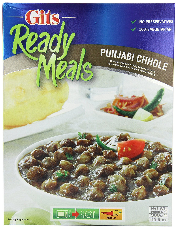 Buy Gits Ready to Eat Punjabi Chhole Online FR