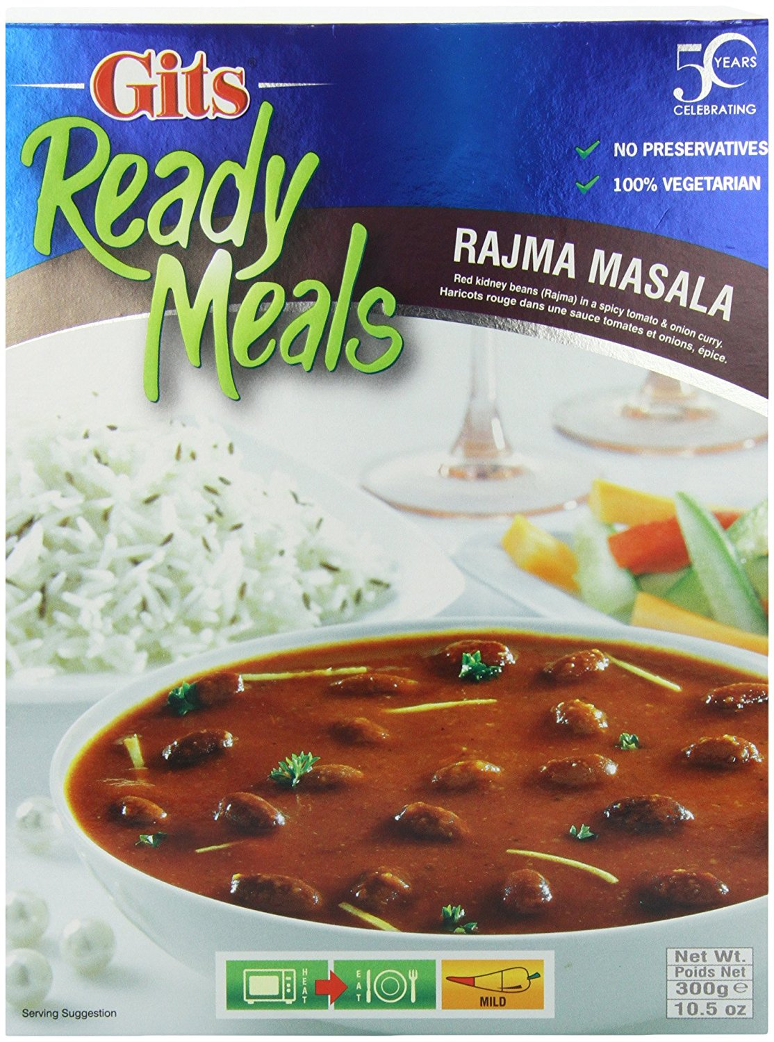 Buy Gits Ready to Eat Rajma Masala Online FR