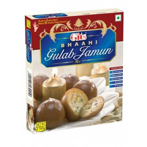 Acheter Gits Shaahi Gulab Jamun Online FR