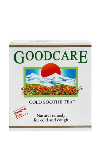 Buy Good Care Pharma Cold Soothe Tea Online MY