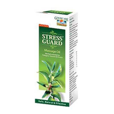 Buy Good Care Pharma Stress Guard Massage Oil Online MY