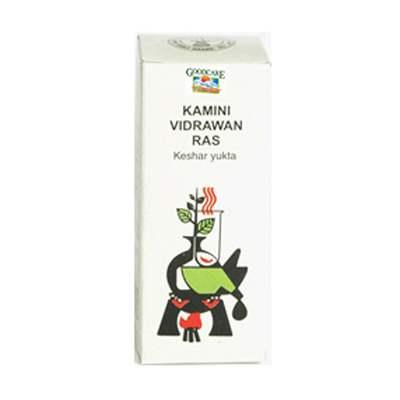 Buy Goodcare Pharma Kamini Vidrawan Ras Online USA