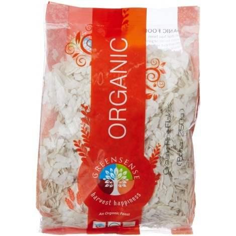 Buy Greensense Organic Rice Flakes, Poha Online MY