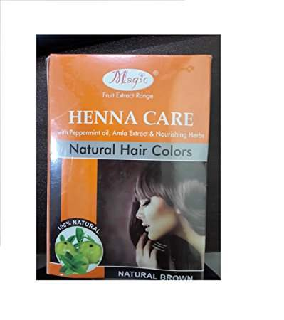 Buy Natures Essence Henna Care Online MY