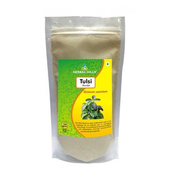 Buy Herbal Hills Tulsi Powder Online MY