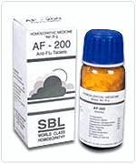 Buy Homeopathy AF 200 (AF - TABS) Tablets online United States of America [ USA ]