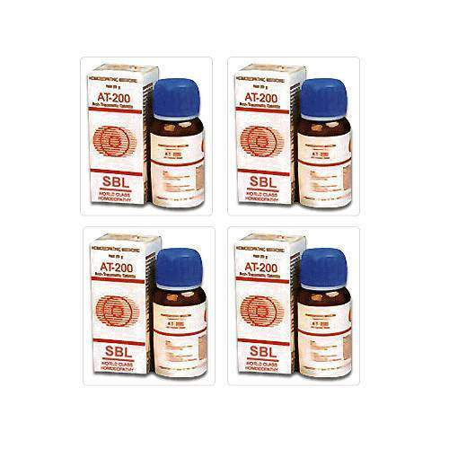 Buy Homeopathy AT 200 Tablets online United States of America [ USA ]