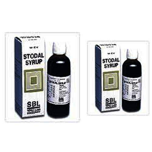Buy Homeopathy Stodal Syrup online United States of America [ USA ]