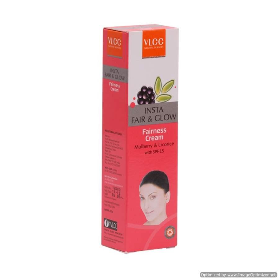 Buy VLCC Insta Fair & Glow Fairness Cream Online MY