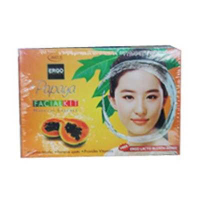 Buy J M D Cosmetics Papaya Facial Kit Natural Extract Online MY
