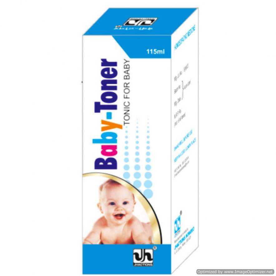Buy  Jhactions homeo Baby Toner Online MY