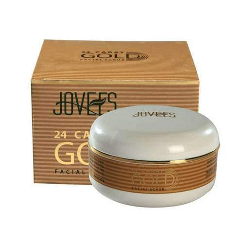 Buy Jovees 24 Carat Gold Facial Scrub Online MY