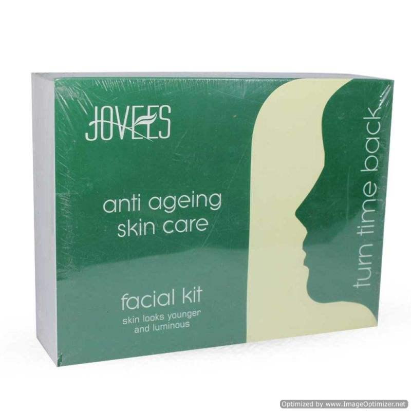 Buy Jovees Anti Ageing Skin Care Facial Kit Online MY