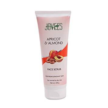 Buy Jovees Apricot and Almond Facial Scrub Online MY