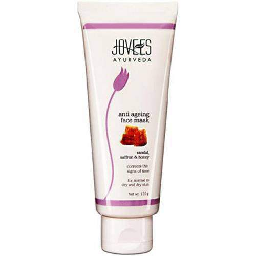 Buy Jovees Ayurveda Sandal, Saffron & Honey Anti Ageing Face Online MY
