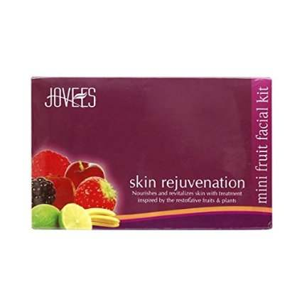 Buy Jovees Skin Rejuvenation Fruit Facial Kit Online MY