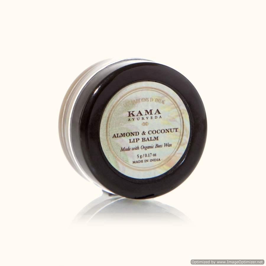 Buy Kama Ayurveda Almond Coconut Lip Balm online Singapore [ SG ]