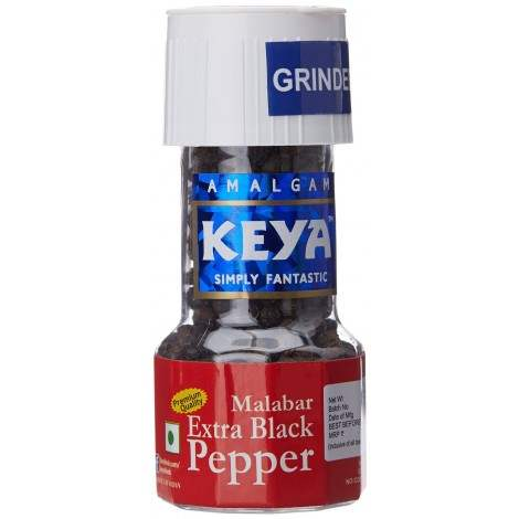 Buy Keya Black Pepper Grinder Bottle Online MY