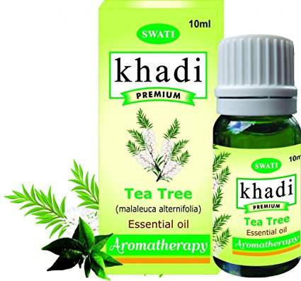 Buy Khadi Teatree Essential Oil Online MY