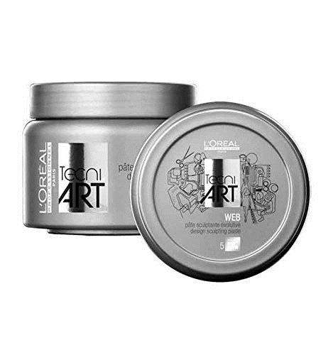 LOreal Professionnel tecni art Force 5 Web Sculpting Paste