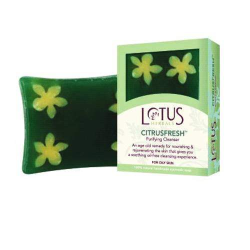 Buy Lotus Herbals Citrusfresh Purifying Cleanser For Oily Skin online United States of America [ USA ]