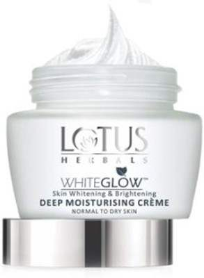 Buy Lotus Herbals Whiteglow Deep Moisturising Creme SPF 20 online United States of America [ USA ]