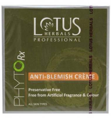 Buy Lotus Herbals Lotus Professional Phytorx Anti Blemish Cream online United States of America [ USA ]