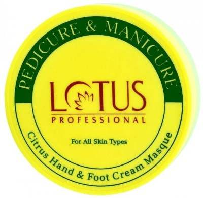 Buy Lotus Pedicure and Manicure Citrus Hand and Foot Cream Masque online United States of America [ USA ]